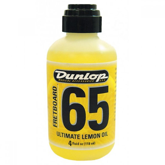DUNLOP FRETBOARD NO. 65 ULTIMATE LEMON OIL J6544