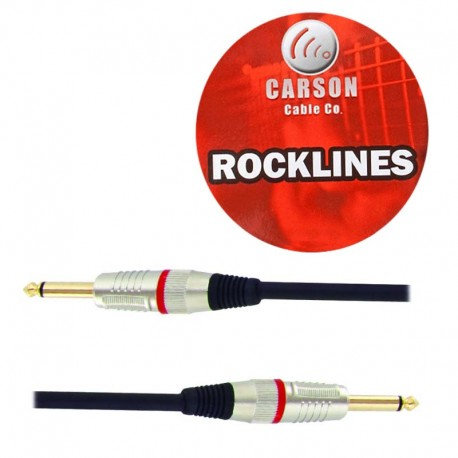 CARSON 5FT 1/4' JACK SPEAKER CABLE