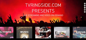 Live Streamed Boxing Events on TVRingside.com