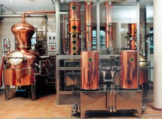 Destille Brennerei