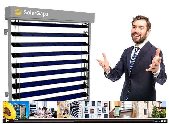 Solarjalousien