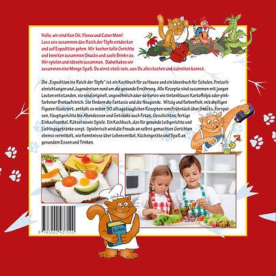 Kinderkochbuch gesunde Ernährung