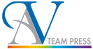 AV TEAM PRESS Logo