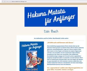 Hakuna Matata für Anfänger