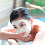 Beauty Schönheit Gesichtsmaske