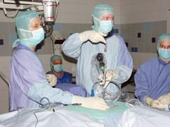 Operativer Eingriff OP