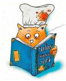 Cater Mom Schnüffelloge Kinderkochbuch, gesunde Ernährung