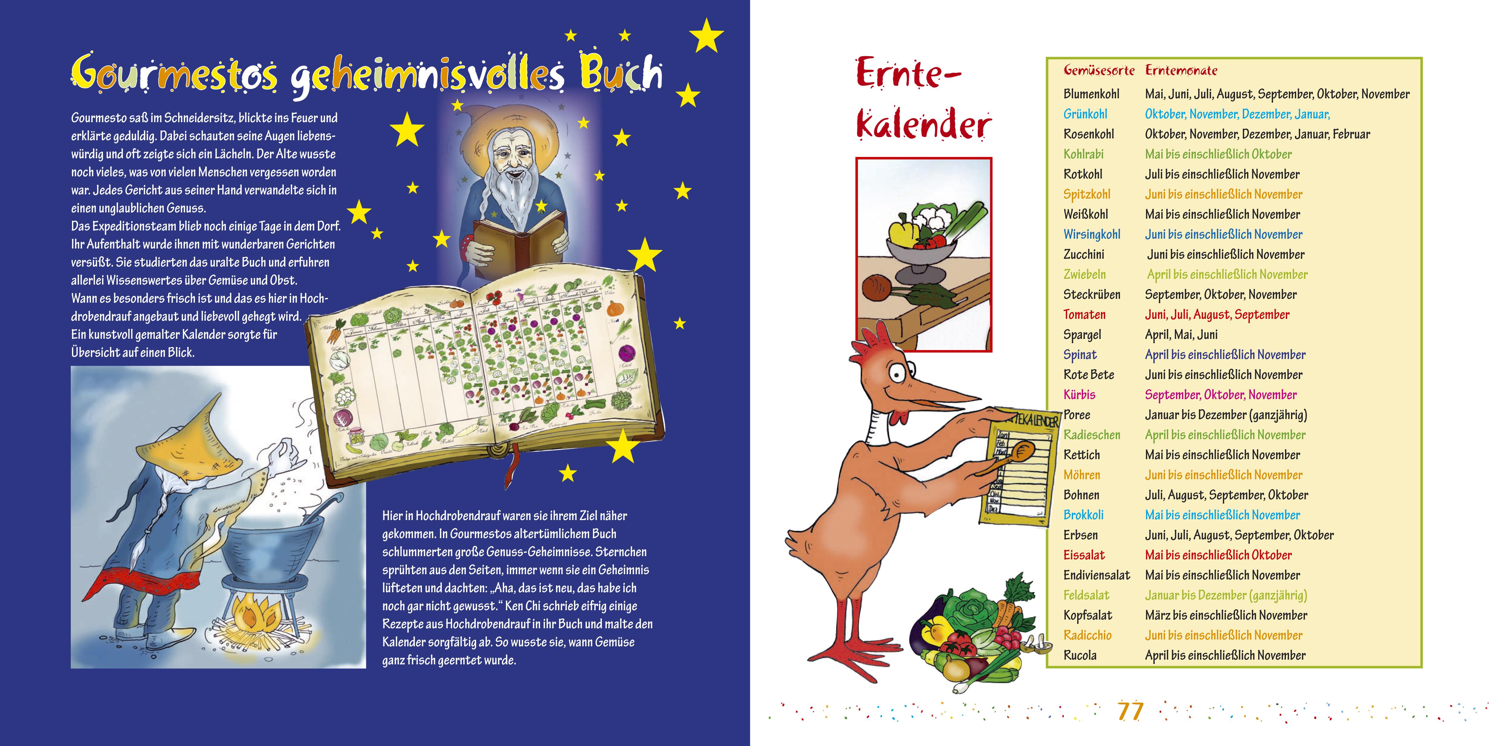 Erntekalender