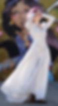 Weißes Kleid Hocheitskleid