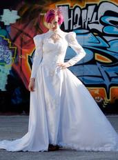 Hochzeitskleid Landhausstil