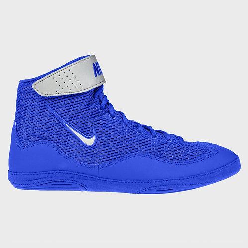 chaussures de lutte NIKE INFLICT 3 ROYAL BLUE NIKE Wrestling zapatos de lucha Wrestling-Schuhe ringen-Schuhe