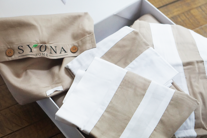Syona Home: The Ethical and Sustainable Bedding of Your Dreams & An Exclusive Promo Code Just Fo