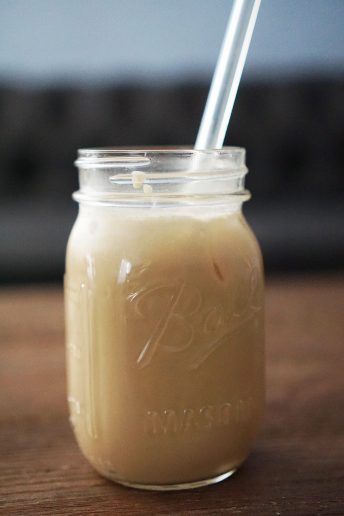 Vegan Keto Iced Coffee