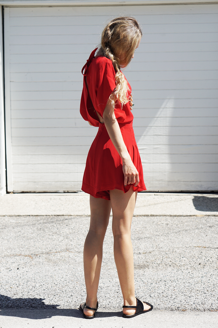 Trend to Try: Flirty Rompers