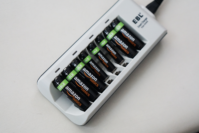 Sustainable Lifesyle: Rechargeable Batteries