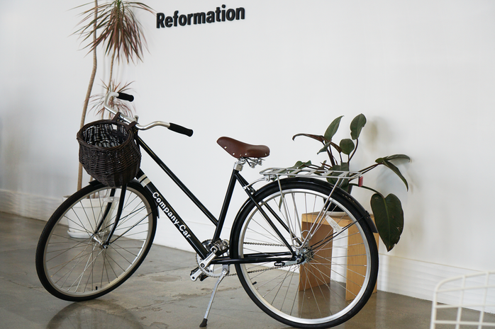 Reformation LA Factory Tour