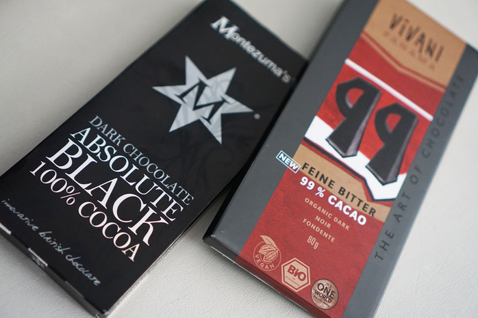 Decedent Vegan Keto Chocolate Bars