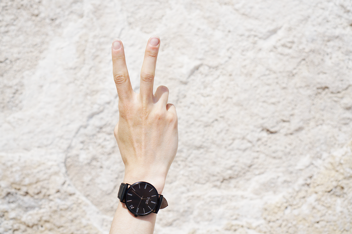 Sleek, Eco-Friendly Watches Are a Thing