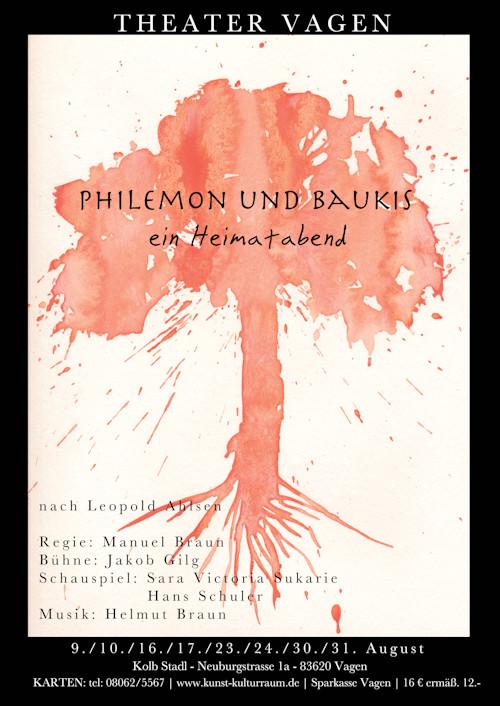 Philemon und Baukis Manuel Braun