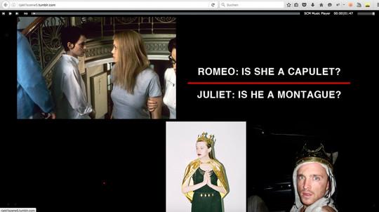 Romeo and Juliet Manuel Braun