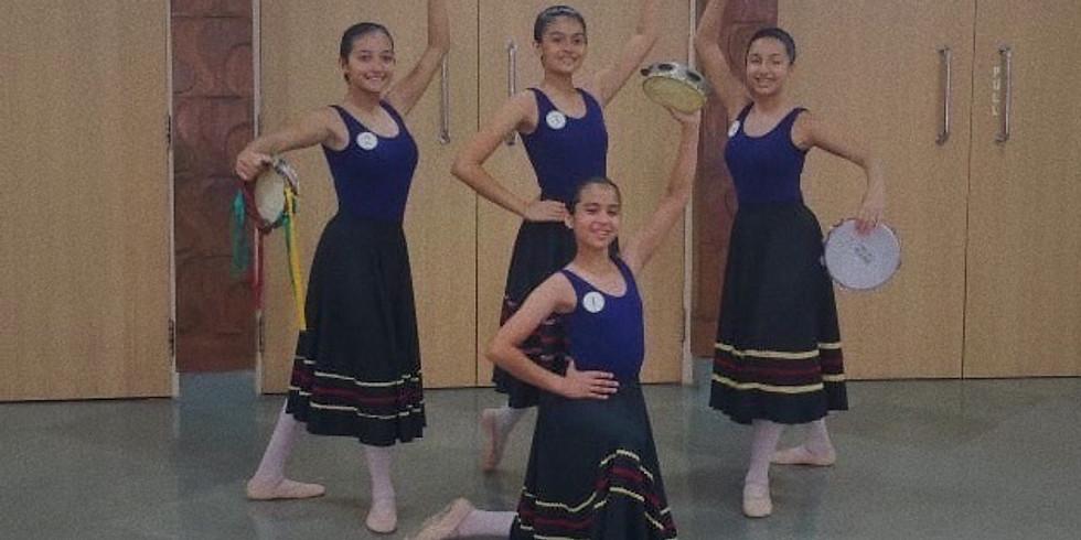 Ballet (All grades)