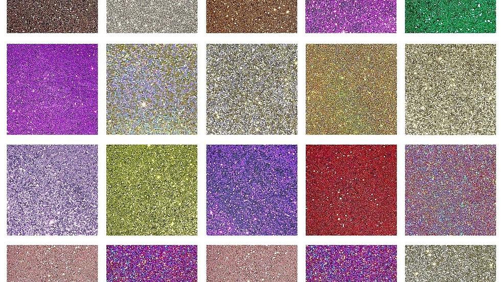 Glitter para artesanías 100 cc