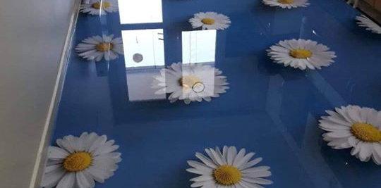 Curso Pisos / Lisos Veteados y 3D diseños