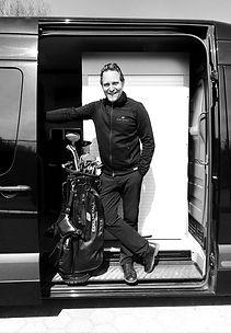 Tim Tippelt EDELMETALL Maßgefertigt Golfschläger Fitter Materialexperte