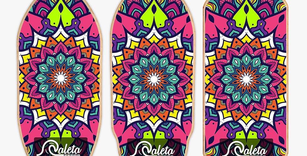 Mandala + roller