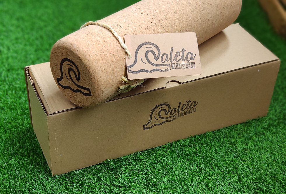 Roller corcho