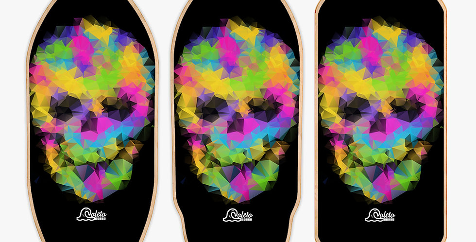 Skull + roller