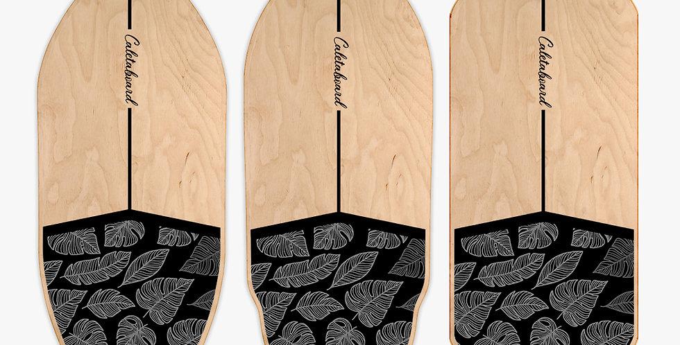 GripDark Leaves + roller