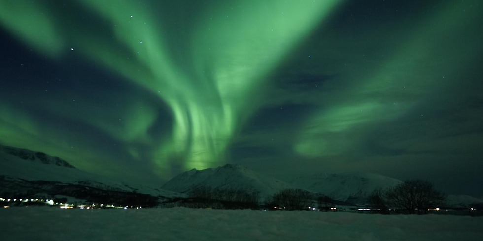 Leiderschapsexpeditie Lapland Noorderlicht