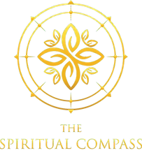The Spiritual Compass Logo