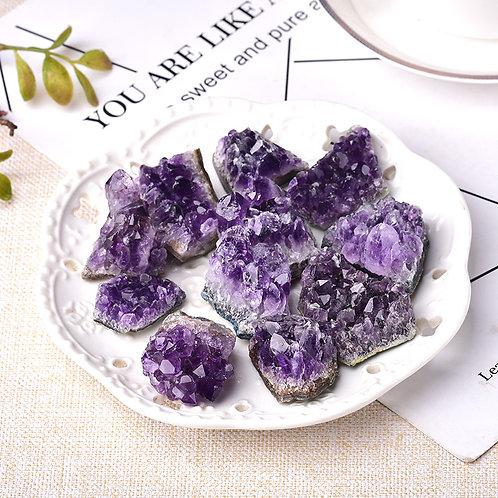 1 pcs Natural Amethyst Crystal Quartz