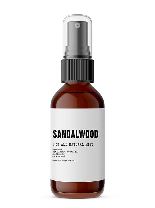 Sandalwood Meditation Mist