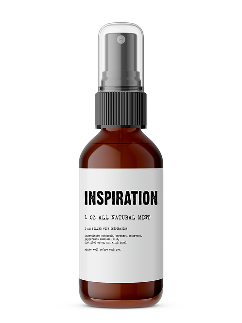 Inspiration - Meditation/Body Mist