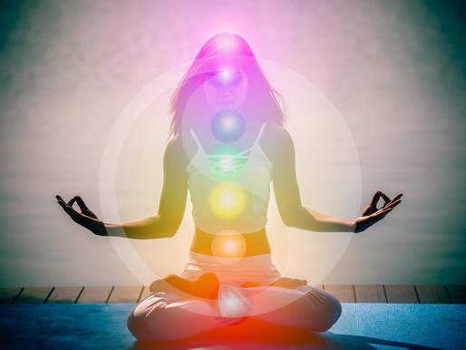 Chakra Healing in Times of Crises