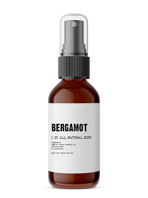 Bergamot Meditation Mist