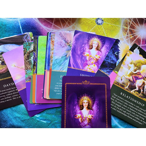 Daily Guidance From Your Angels, Oracle Card Deck