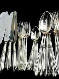 Lavorazioni in argento