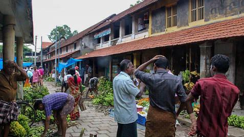 Paravur Market