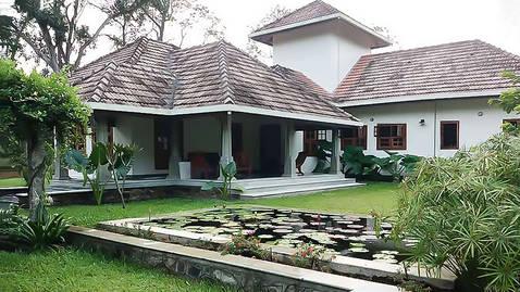 Tharian House