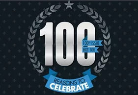 100 Reasons To Celebrate