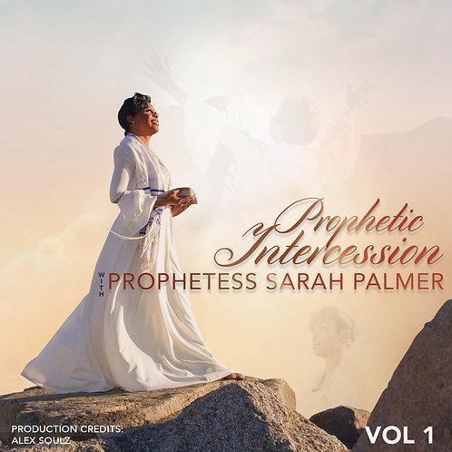 Prophetic Intercession CD
