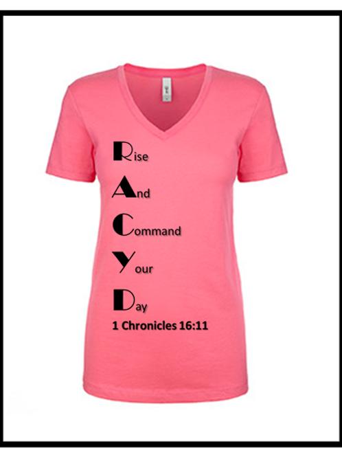 RACYD T-Shirt Women's (V-Neck)