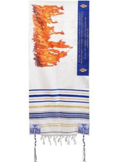 RACYD Prayer Shawl (Blaze)