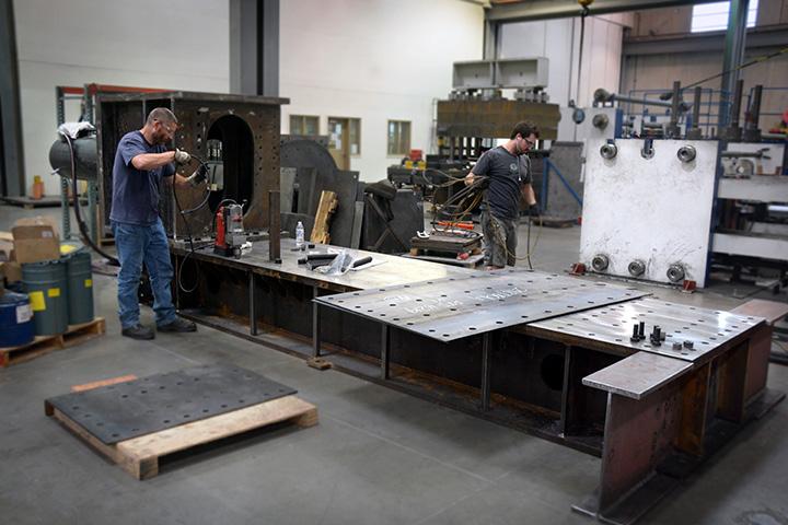vwd rig fabrication w