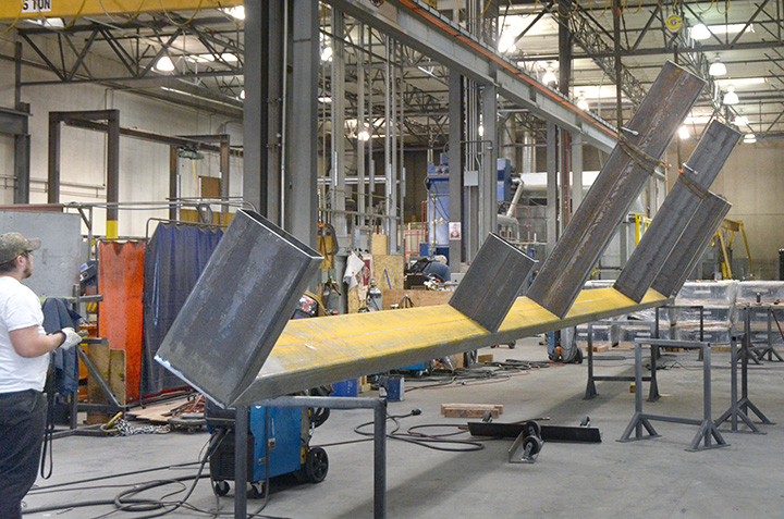 big steel lift w