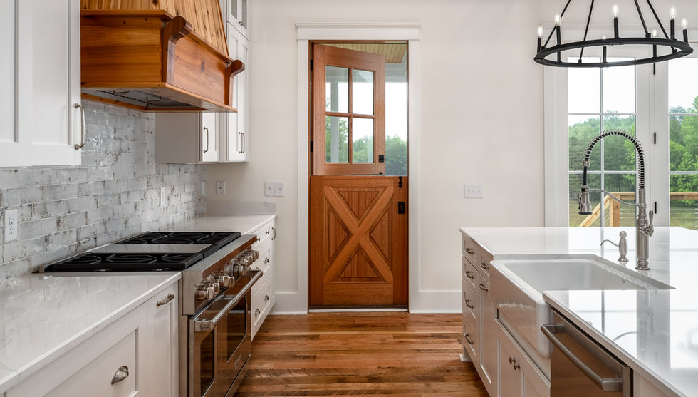 Split Door Accent